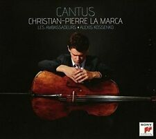 CANTUS NEW CD