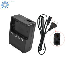 LC-E6E Charger For Canon LP-E6 Battery EOS 7D 5D 6D 60D 60Da Mark II III Grip
