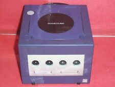 Purple Nintendo Gamecube Console Only Great Condition Rare Color Colectable