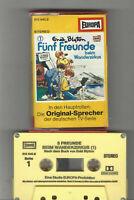Hörspiel  FÜNF FREUNDE - MC FOLGE - 1 - BEIM WANDERZIRKUS - VARIANTE !!