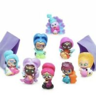 Fisher Price Nickelodeon Shimmer & Shine Teenie Genies, Pack of 8-Style Pack 12