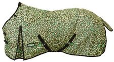 Tough 1 1200D Waterproof Poly Turnout Horse Blanket in TURTLE 81