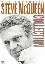 Essential STEVE McQUEEN Collection (7-Disc DVD Set, 2005) 6 GREAT Films, EX cond