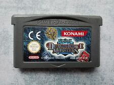 YU-GI-OH! DUNGEONDICE MONSTERS NINTENDO GAME BOY GBA e DS NDS - PAL EUR - LOOSE
