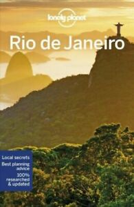Lonely Planet Rio de Janeiro by  Lonely Planet  #45701U