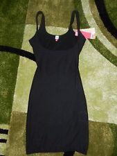 NWT ~SPANX Star Power by Light Control Award Thinners Open Bust Slip~ Sz S Black