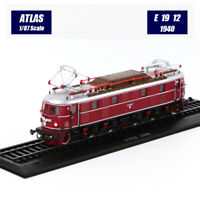 1/87 Atlas Locomotive Collections Tramways E 19 12(1940) Tram Model New