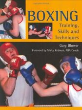 Boxing: Training, Skills and Techniques by Blower, Gary Paperback Book The Fast