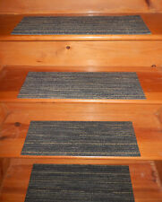 12 = Step  In/Outdoor Stair Treads Non-Slip Staircase Carpet  8'' x 24'' # 0045.