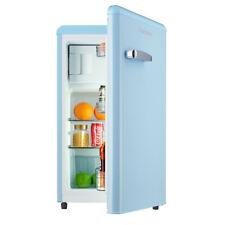 WOLKENSTEIN KS95RT LB EEK:A+ Vintage-Kühlschrank mit Gefrierfach