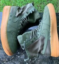 Nike Special Field Air Force 1 859202-339 SF AF1 Olive Green NikeLab Size 10