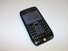 Nokia E71 - Steel Grey (Orange) Smartphone