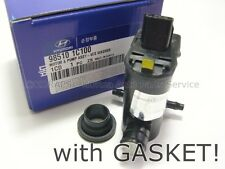 ACCENT 06-10 GETZ 02-07 GENUINE WASHER PUMP 985101C100
