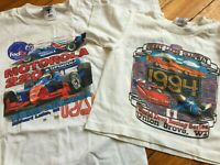 Vintage LOT Youth NHRA Great Lakes Dragway Formula 1 F1 T Shirt Boy Girl RACING