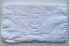 Chanel towel white 30 x 70 CM rare VIP GIFT