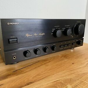 Pioneer A-878 Receiver Verstärker Bolide Top of the line rare