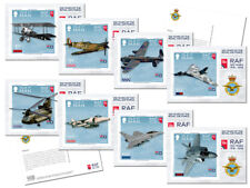 100 Years of the Royal Air Force Stamp Cards (WB39)