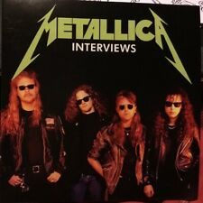 Metallica-And Justice for all-Deluxe box set-CD 2 - Interviews