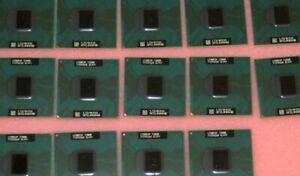 Intel Pentium T2080 2x 1,73GHz 1MB CACHE 533 FSB Sockel M SL9VY TOP