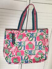 HARAJUKU LOVERS Large Tote Shopper Purse Bag