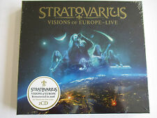 Stratovarius - Visions Of Europe (Remastered) (2016) Doppel CD - NEU