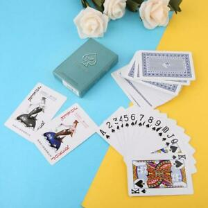 New Secret Marked Poker Cards Perspective Playing Cards Magic Props Magic Tricks