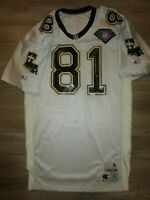 Michael Haynes 1994 New Orleans Saints NFL Football Proline Champion Jersey 48