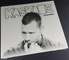 Kaskade - I Remember - 2014 - CD - Dance - House - Electronic - Deadmau5 - NEW