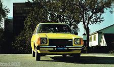 1977 Mazda GLC Brochure / Catalog