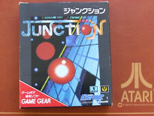 DEC SEGA JAPAN GAME GEAR - REGION FREE - JUNCTION BOX BOXED