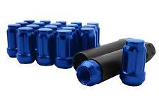 "20 Blue Six Spline Tuner 1/2"" x 20 Thread Pitch + 2 Keys"