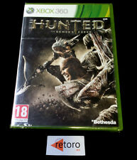 HUNTED THE DEMON'S FORGE Xbox 360 PAL-España NUEVO xbox360 Precintado