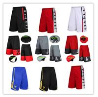 NEW Mens Michael Legend 23 Jordan Basketball Shorts Breathable Sport