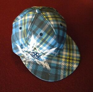Explicit brand fitted hat s-m