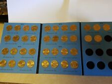 Circulated Vol 2 Complete Set P&D 2012-2016 Presidential $1 Gold Dollar 38 Coins