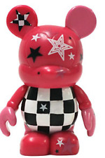 Disney Urban Series #5 Vinylmation ( Pink Rock Star )