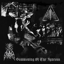 Pyrifleyethon / Ophidian Forest - Summoning of the Igneous CD black metal