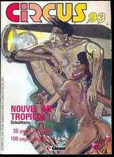 Circus n°93 de janvier 1986