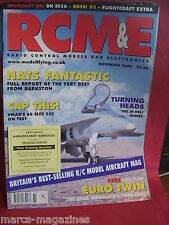 "RCM&E NOVEMBER 2000 VMAR CAP 232 REVIEW EURO TWIN 58"" SPAN PLANS RAY WOOD"