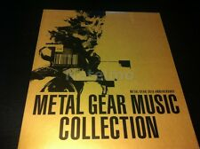 0837 New METAL GEAR Music Collection SOLID 20TH ANNIVERSARY SOUNDTRACK CD