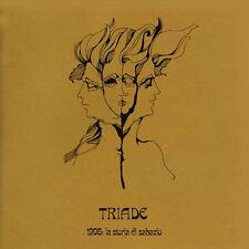 TRIADE 1998: La storia di Sabazio CD italian prog