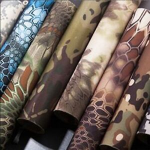Elastic Paster Viscous Gear Tactical Belt Camouflage Self-Adhesive Tape 30X150cm