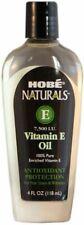 Naturals Vitamin E Oil, Hobe Laboratories, 4 oz
