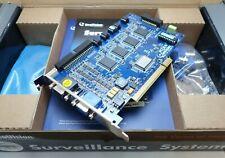 New Genuine Geovision GV-800A 8 Ch PCI DVR Hybrid Capture Card 32/64 Bit OS