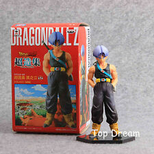 ANIME Dragon Ball Z Trunks PVC Action Figure Figurine Statue 15cm Model Doll Toy