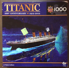 Titanic Collision 1000 Piece Jigsaw Puzzle Master Pieces
