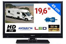 "ATVLT20 - TÉLÉVISEUR LED 19""6 49cm 12V HD TNTHD TVLT20 ANTARION POUR CAMPING CAR"