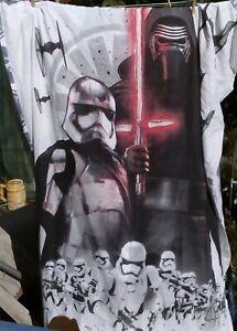 Star Wars Disney The Force Awakens single Duvet children's