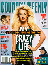 Country Weekly 6/13,Carrie Underwood,June 2013,NEW