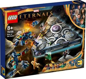 LEGO Marvel Eternals Rise of the Domo 76156